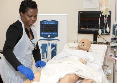 ICU patient scenario
